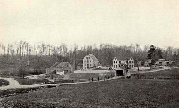 Mount Healthy Flour Mill