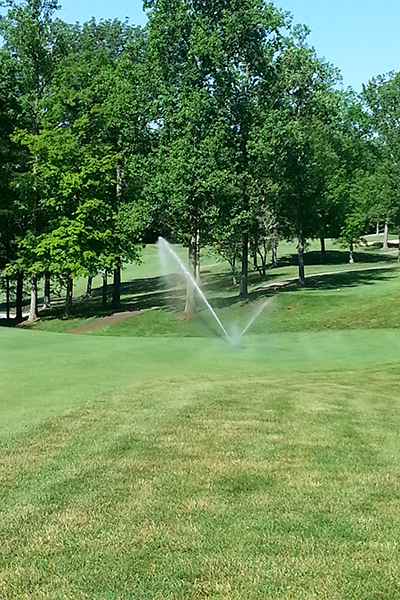 Irrigation Photo