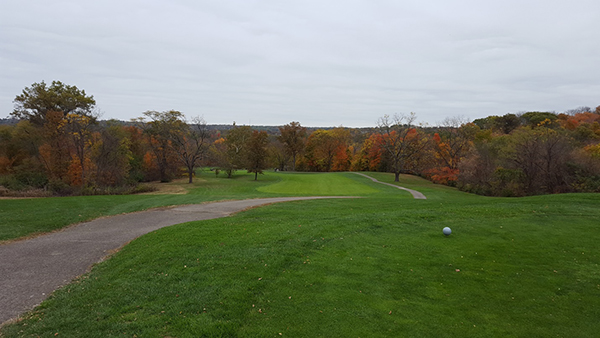 Sharon Woods Golf Course - Hole 10