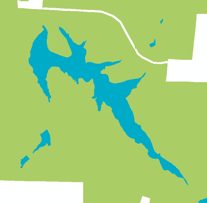 Figure 2, Miami Whitewater Forest Lake